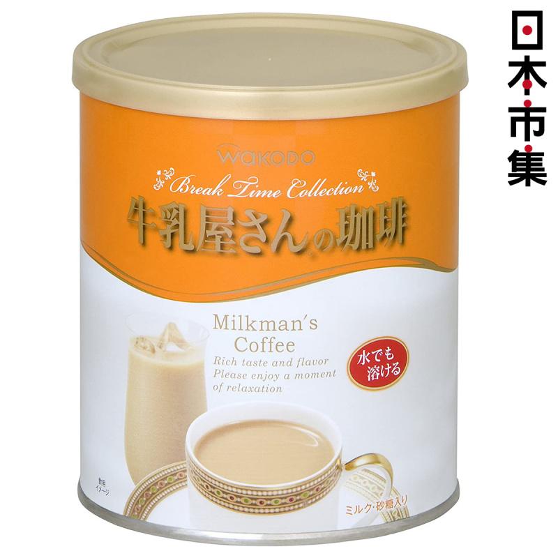 日本 和光堂 牛乳屋咖啡 420g(32杯)【市集世界 - 日本市集】