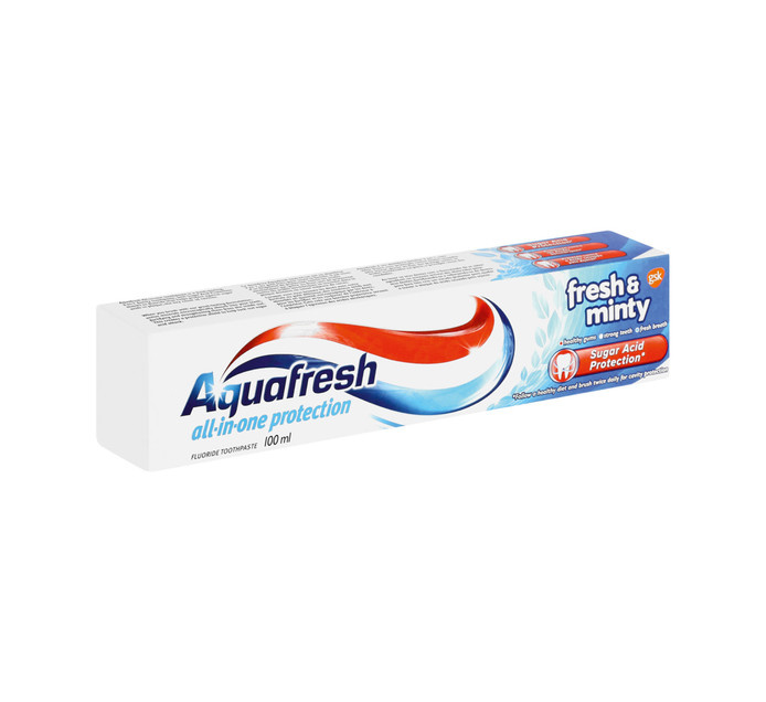 Aquafresh 牙膏 100ml