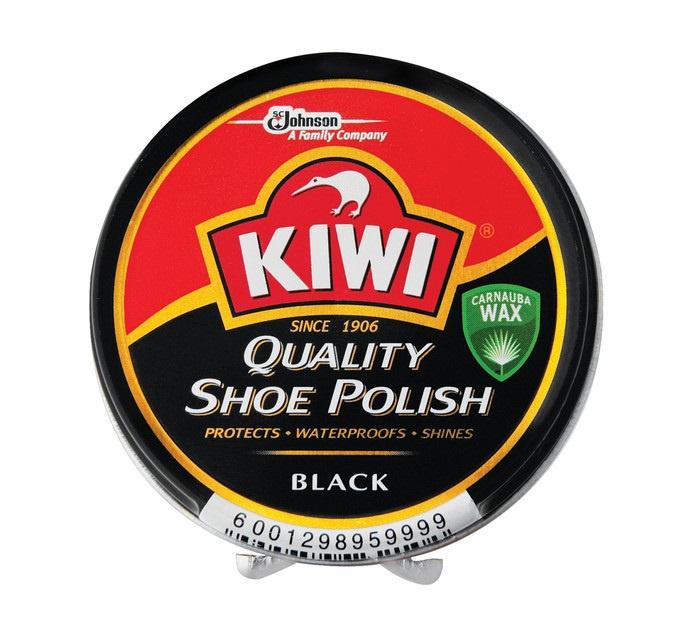 KIWI 鞋油 黑色50ML