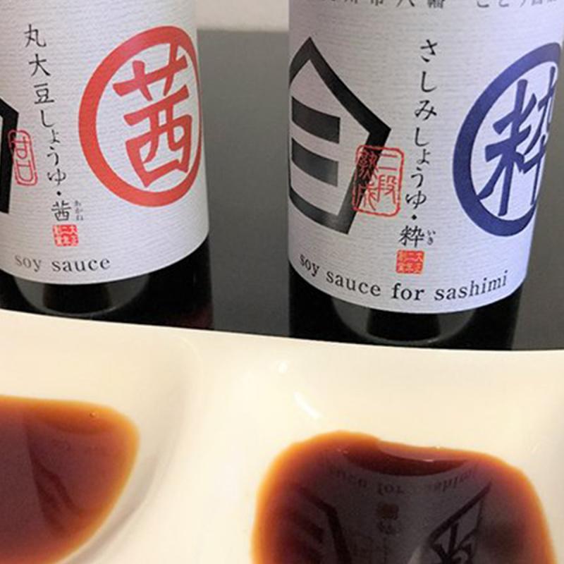 日本 ごとう醤油《粋》二次釀製 濃郁魚生醬油 100g【市集世界 - 日本市集】