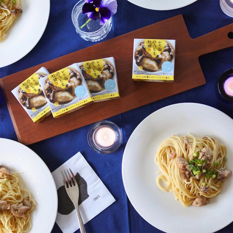 日本 瀨戶內檸檬農園 藻鹽檸檬風味 廣島蠔 65g【市集世界 - 日本市集】