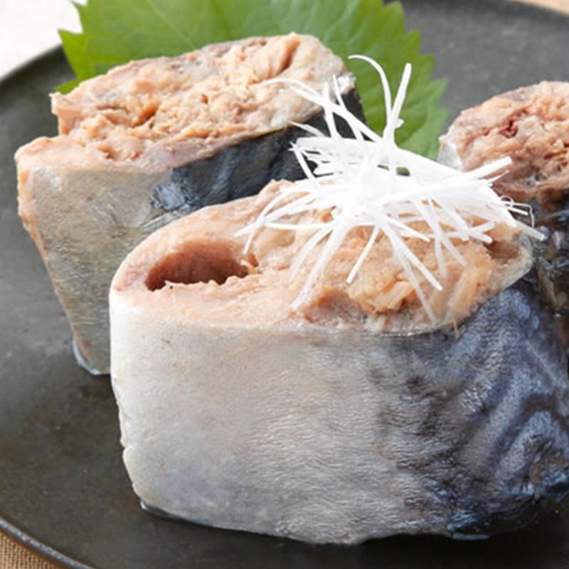 日本 高目商店《寒さば水煮》鯖魚罐頭 190g【市集世界 - 日本市集】