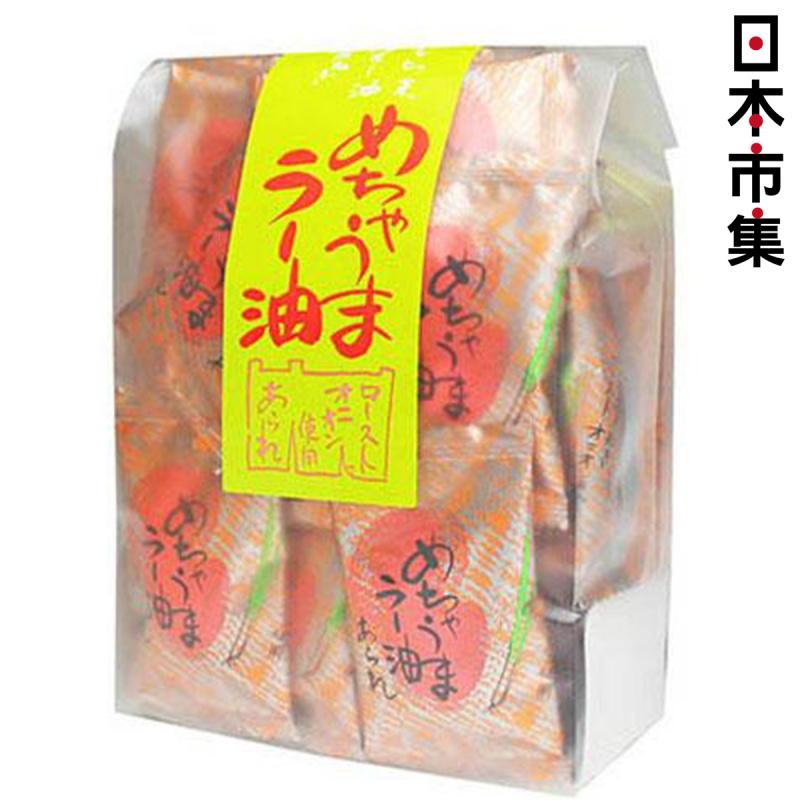 日本 森白製菓 沖繩辣油 蔥味米餅 53g【市集世界 - 日本市集】