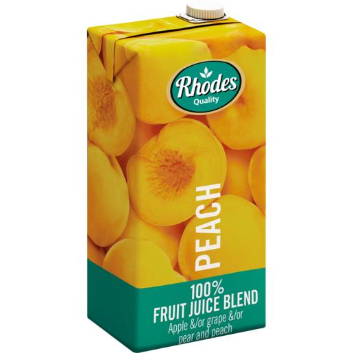 RHODES全天然100%香桃味混合果汁 1升裝(平行進口)