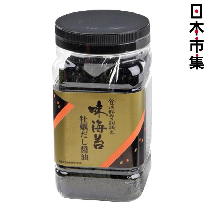 日本 廣島牡蠣醬油味 海苔紫菜 48片【市集世界 - 日本市集】