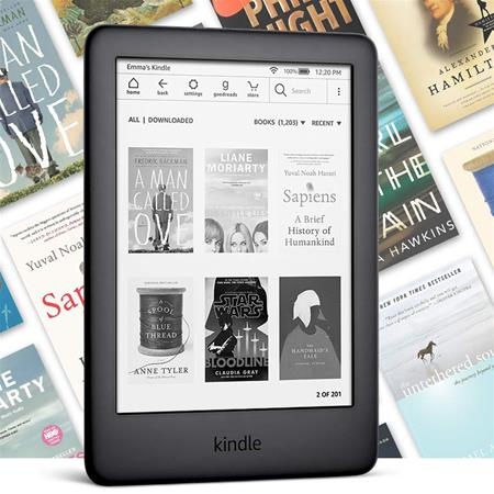Amazon All-new Kindle 2019 電子書閱讀器 8GB WiFi版