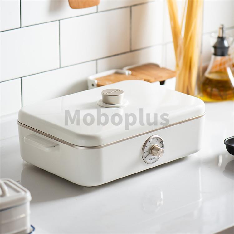 A4BOX 多功能料理鍋電烤肉火鍋一體鍋 HY-6109