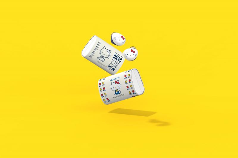 Thecoopidea Beans+ 真無線藍牙耳機 Sanrio 特别版