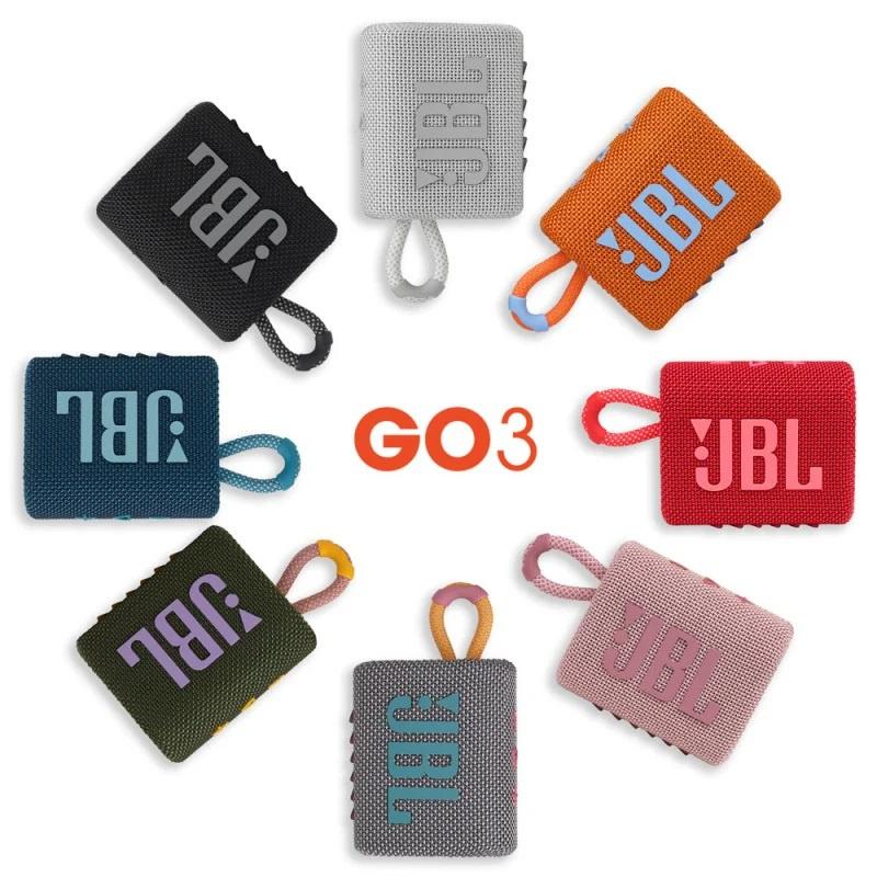 JBL Go 3 迷你防水藍牙喇叭🎶🎶