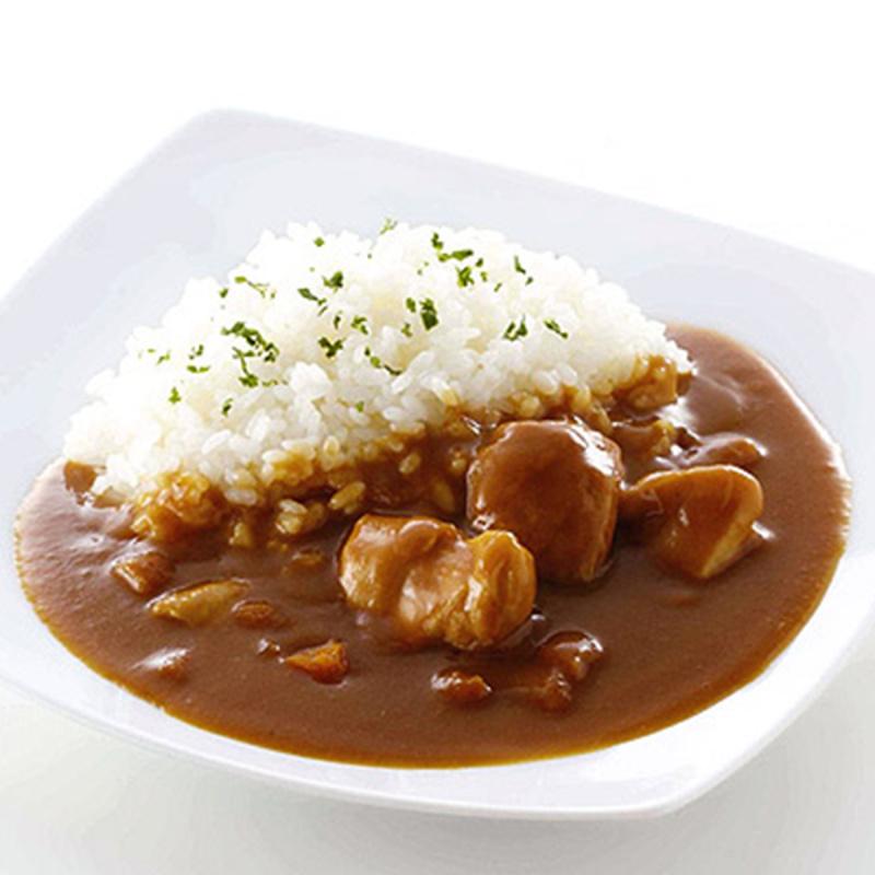 日本 博多華味鳥 雞肉 即食咖哩 200g【市集世界 - 日本市集】
