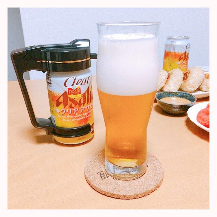 日本 Green House 無線 Handy 便攜啤酒機 [2色]