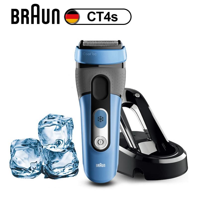 Braun CoolTec CT4S 冰感科技電鬚刨