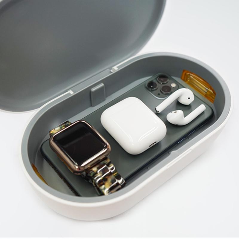 ProMini UVO10 UV+ Ozone 無線快充紫外光消毒盒
