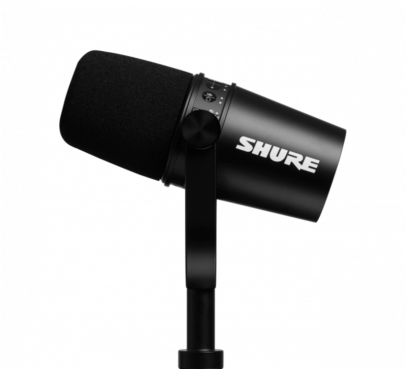 SHURE Podcast Microphone MV7