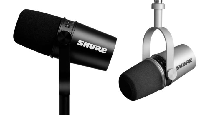 Shure MV7 Podcast麥克風