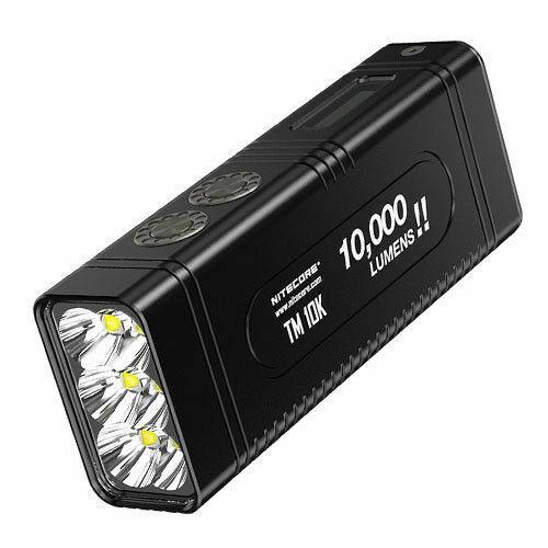 NITECORE TM10K LED 手電筒 (35-17-1000)