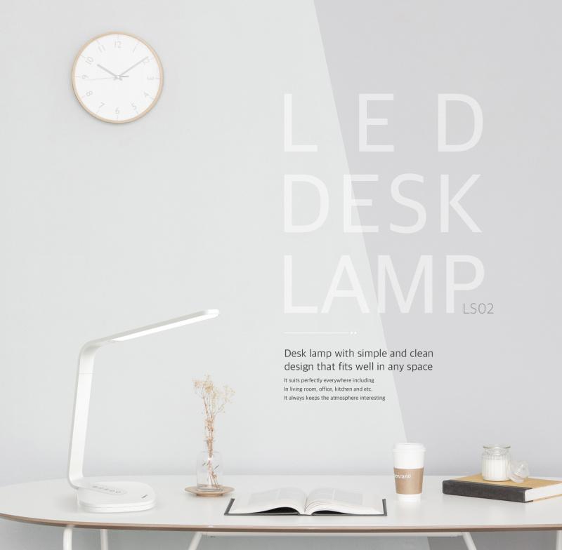 ABKO - [韓國品牌] LS02 LED 檯燈 🔆