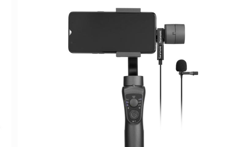 Saramonic LavMicro U3A Lavalier Microphone kit
