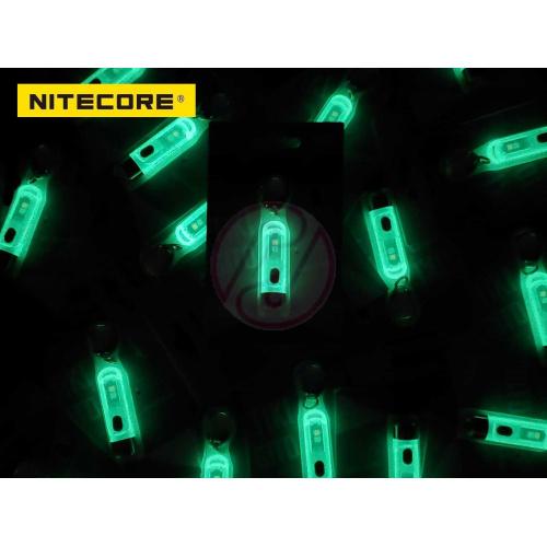 NITECORE TIKI GITD 夜光USB充電多用途鑰匙燈