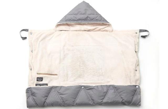 日本製造 Lucky 1934 碳纖維發熱斗篷