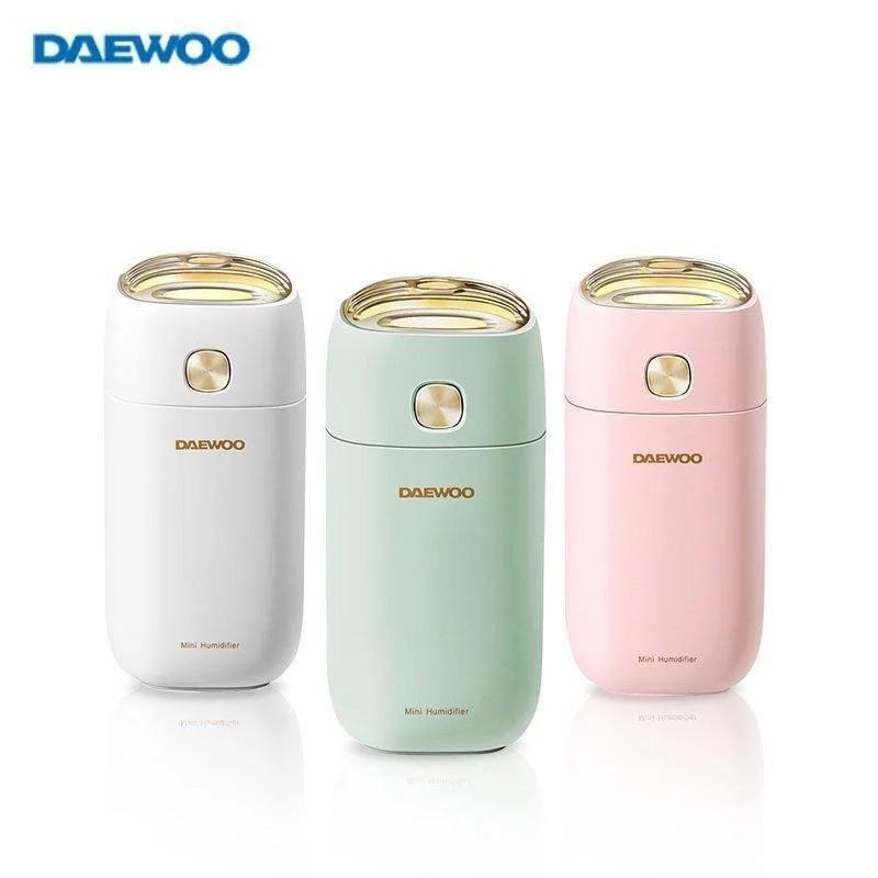 Daewoo 大宇 迷你加濕器 J2 3色 (香港行貨)