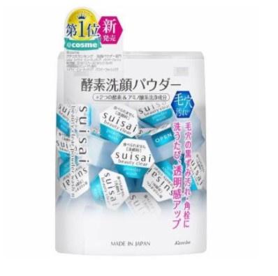 Kanebo 佳麗寶 Suisai 酵素洗顏粉 32粒 x 0.4g (新產品)