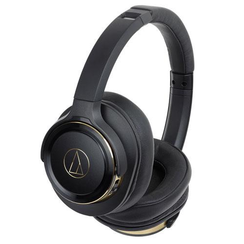 Audio-Technica ATH-WS660BT 無線耳罩式耳機