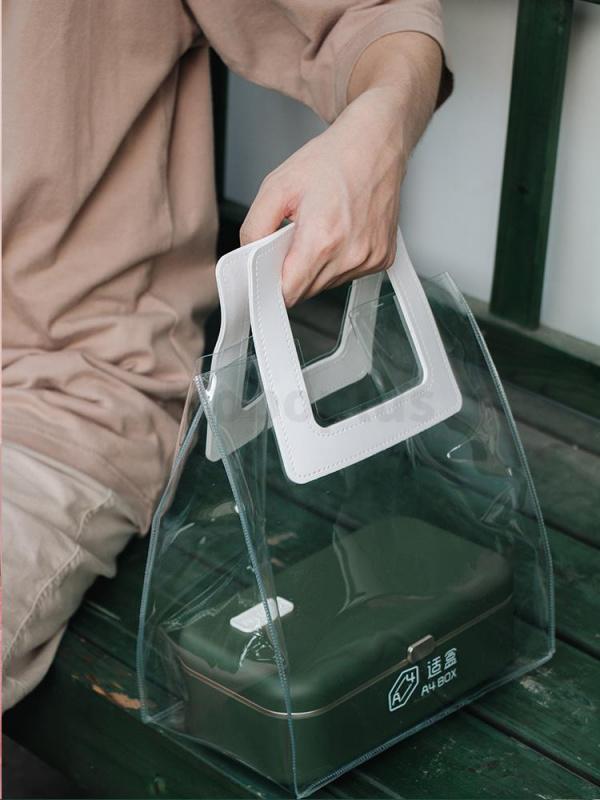 A4BOX 免注水加熱便當電熱飯盒