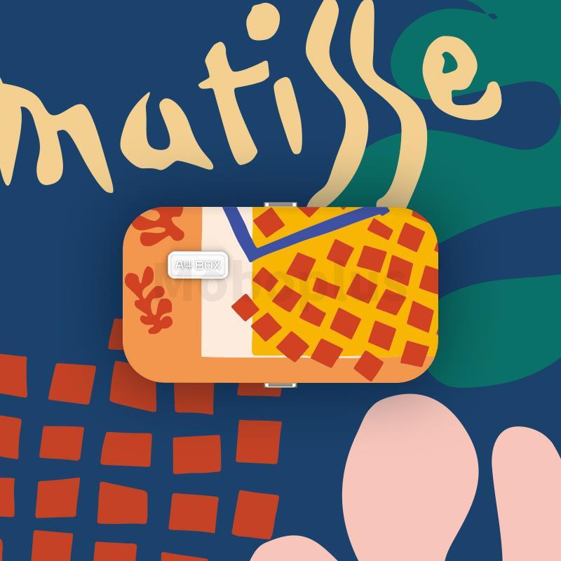 A4Box Matisse系列免注水電熱飯盒
