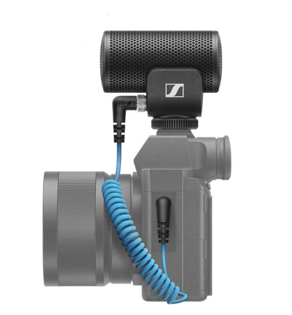 Sennheiser MKE-200 指向型攝影麥克風
