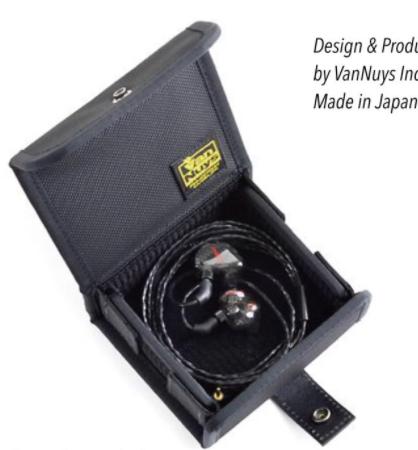 VanNuys VE049 耳機收納盒