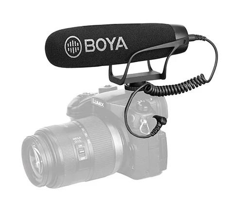 BOYA BY-BM2021 輕量型機頂麥克風