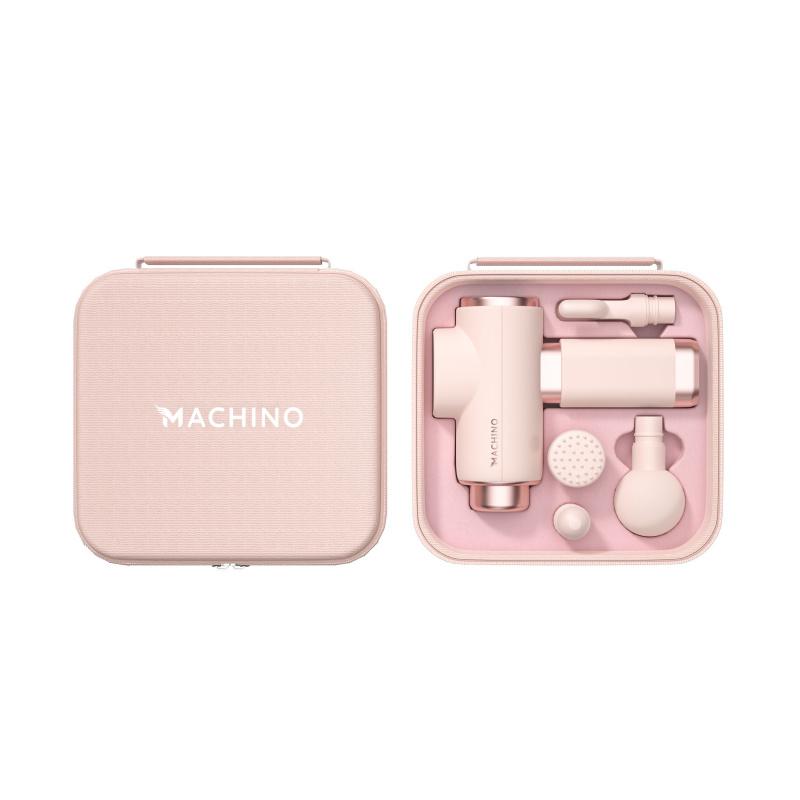 Machino pocket+按摩槍(2色)