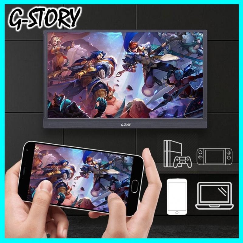 "G-Story 15.6"" 輕觸控便攜式顯示器 GSW56TB PRO"