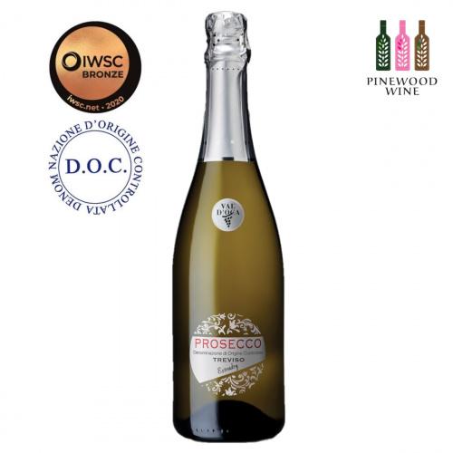 Val D'Oca Argento Extra Dry 鑽銀意大利氣泡酒 [750ml]