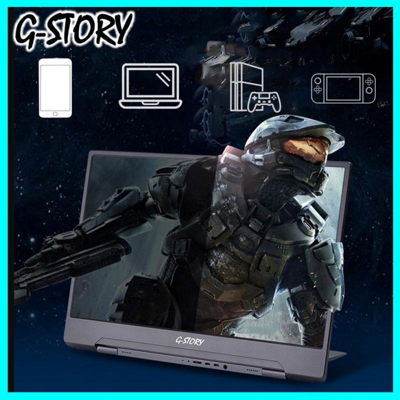 """G-Story 15.6"""" 便攜式無線顯示器 GSV56FM PRO"""