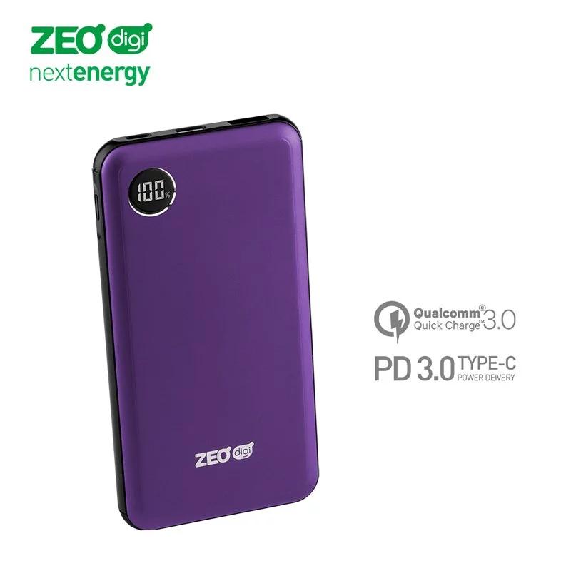 ZEOdigi next energy 10000mAh PD+QC 移動電源 ZP01