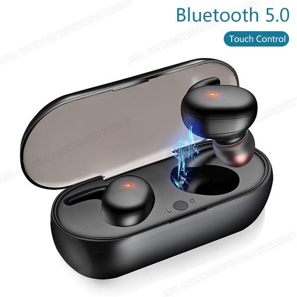 JTSK 立體聲智能真無線藍牙5.0耳機