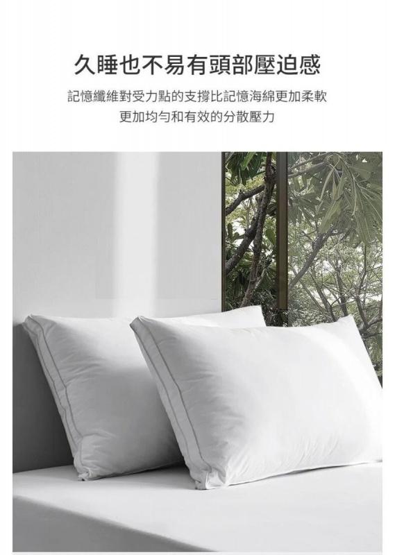 日本京都イン五星級酒店專用護頸椎記憶枕頭 [3款][1件]