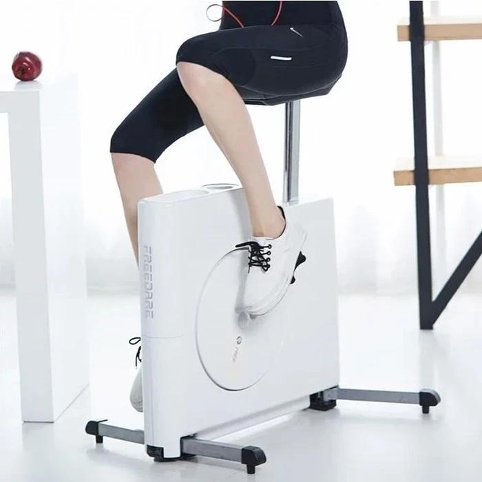 M-PLUS 迷你可摺疊式健身單車