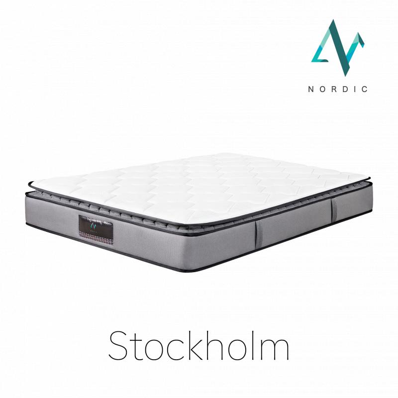"Nordic - Stockholm斯德哥爾摩床褥 (6.5""/9"")"