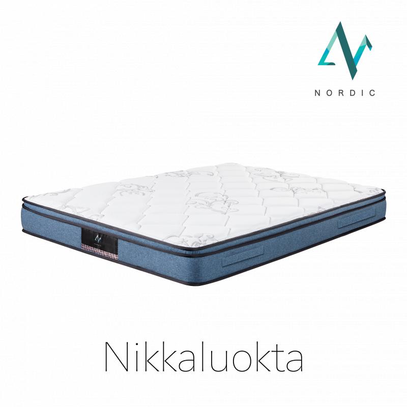 "Nordic - Nikkaluokta尼卡塔床褥 (8"")"