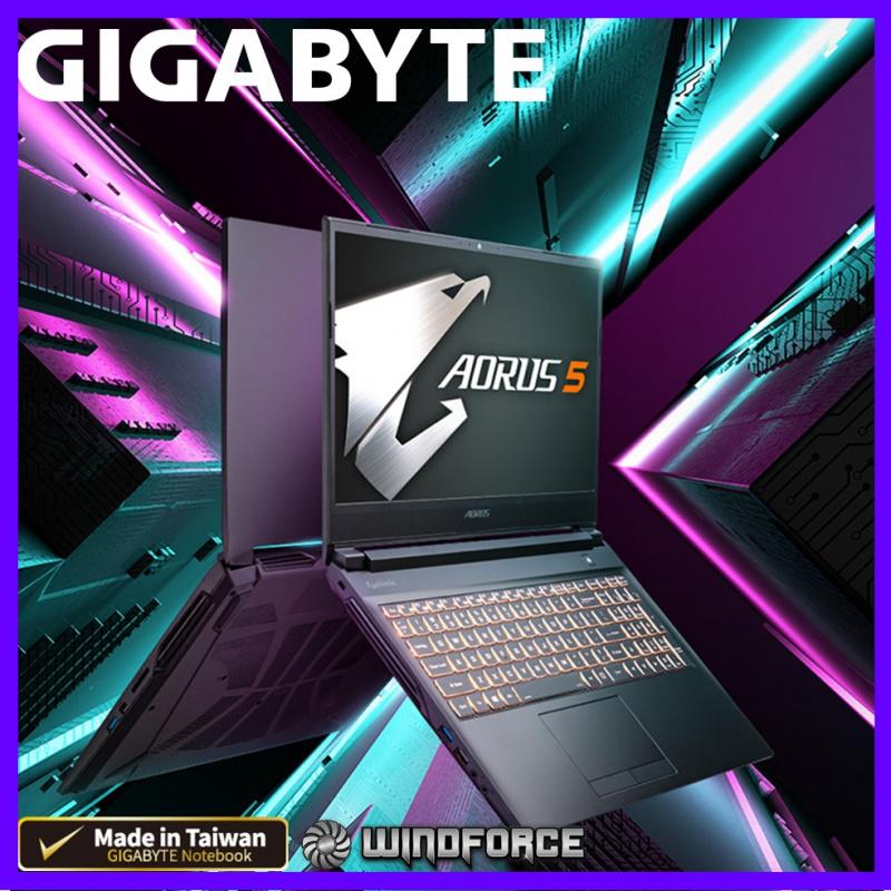 "GIGABYTE AORUS 7 SB 17.3""電競筆電( i7-10750H / GTX1660Ti / 144Hz )"