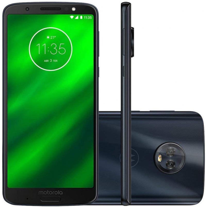 Moto G6 Plus LTE 4GB+64GB 內存 Dual Sim 智能手機