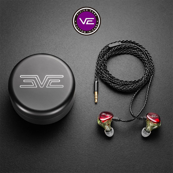 【限定套裝】Vision Ears EVE20 + Effect Audio Acht + AKA Adaptor