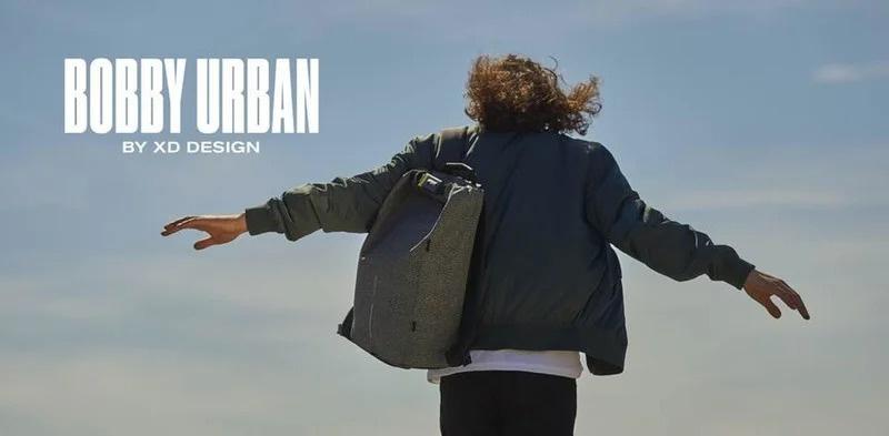 XD Design The Bobby #Urban #第四代防盜防水防割背囊😎