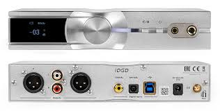 ifi NEO iDSD 桌面解碼耳放一體機