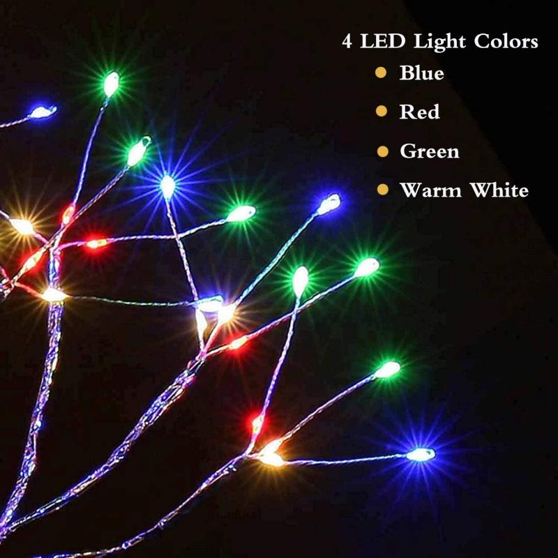 20英寸桌面盆景樹燈 [2款]