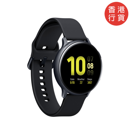 Samsung Galaxy Watch Active2 (44mm, 藍牙版) [酷黑色]