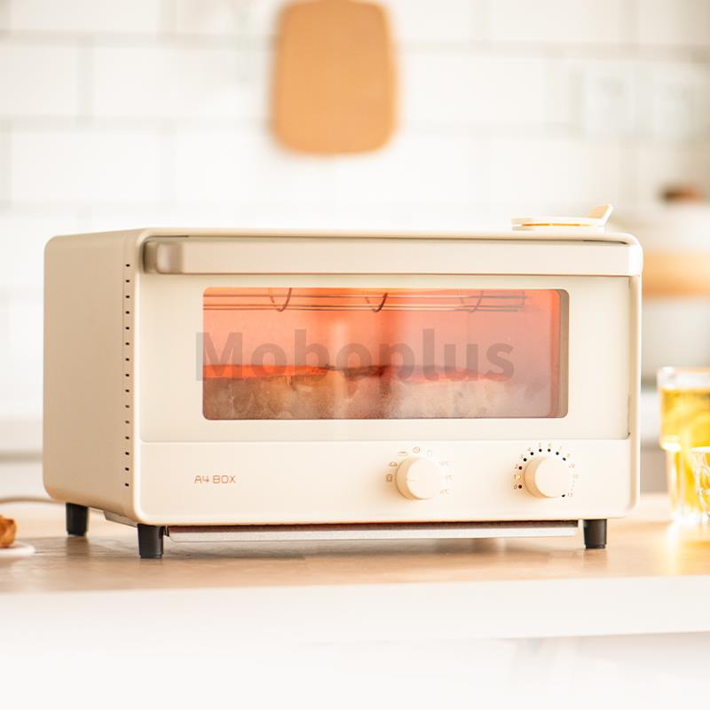[復古高顏值] A4Box 蒸汽迷你電烤箱